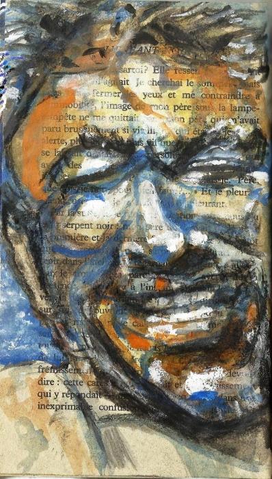 Anthony Quinn by CatherineGaillard